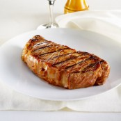 New York Strip Loin Steaks